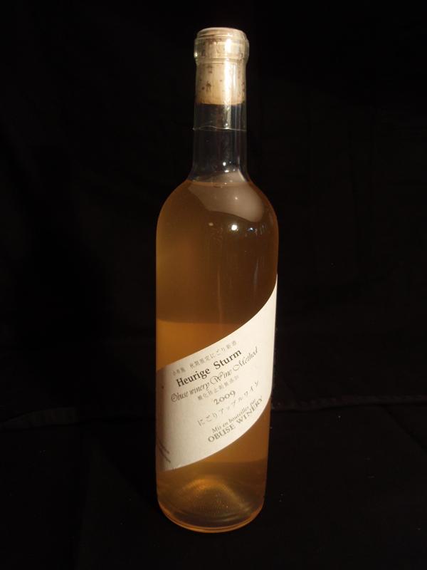 山口屋オリジナルりんごワイン